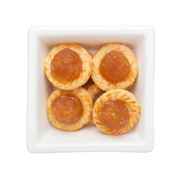 Image result for pineapple tart royalty free