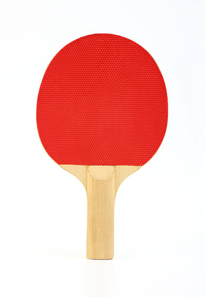 ping pong paddle - table tennis racket stock pictures, royalty-free photos & images