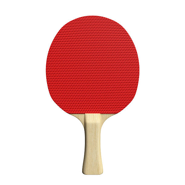 ping pong paddle - paddle stockfoto's en -beelden