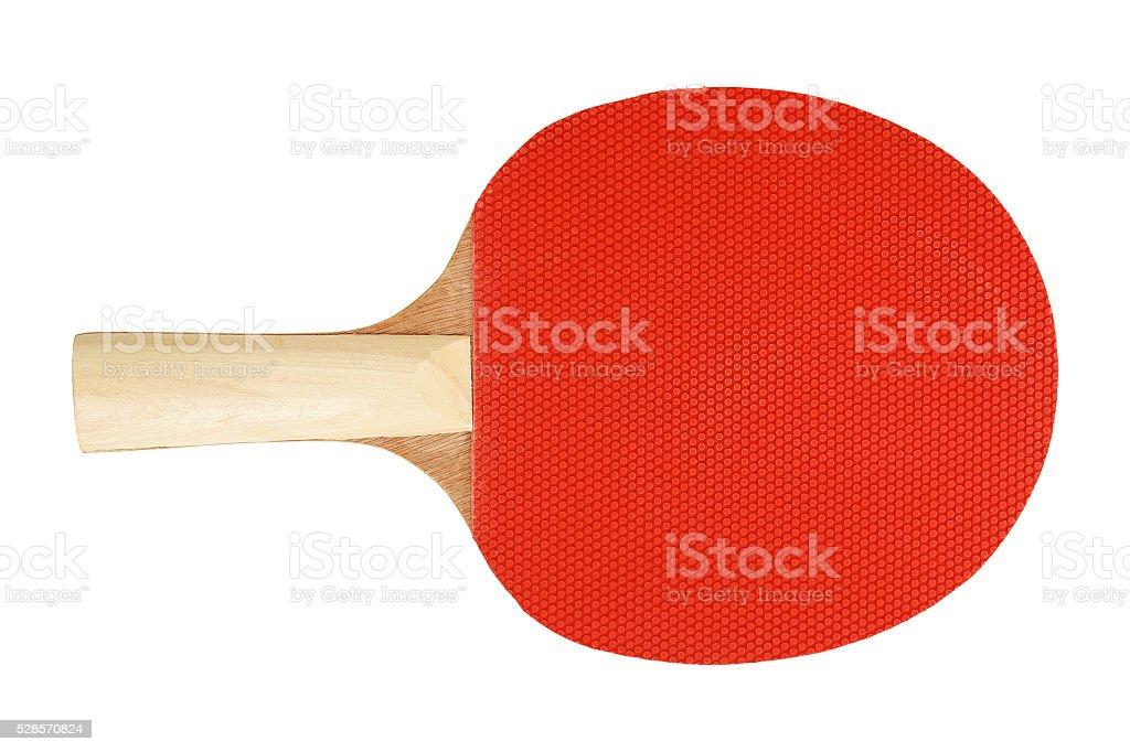 ping pong racket stock photo