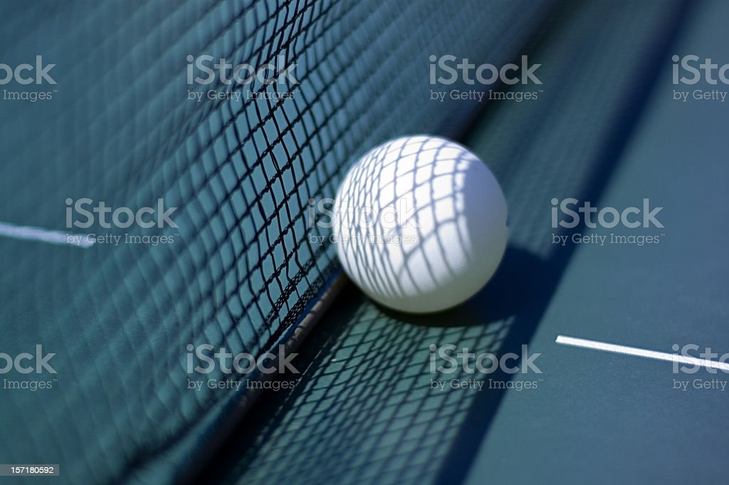 Ping Pong Series royalty-free stock photo