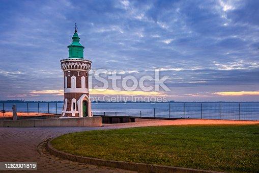 istock pingel tower in bremerhaven 1282001819