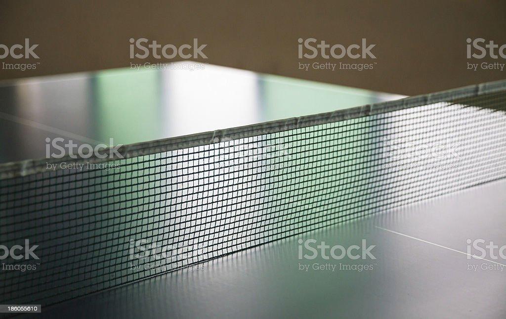 pingpong table royalty-free stock photo