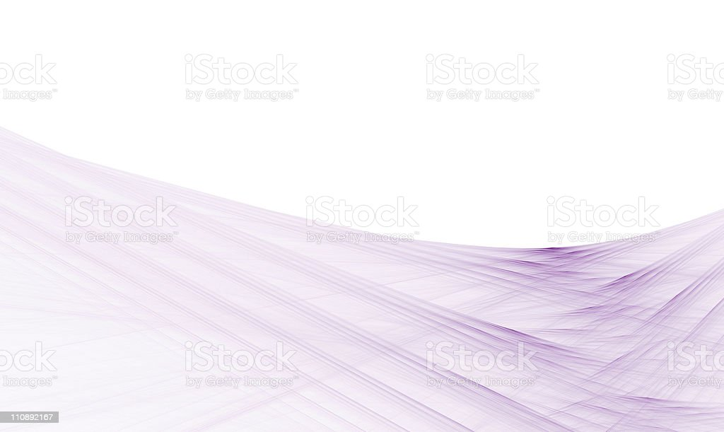 pink abstract on white royalty-free stock photo