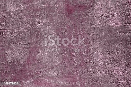 istock pink aged cement with broken paint texture - nice abstract photo background 1149179824