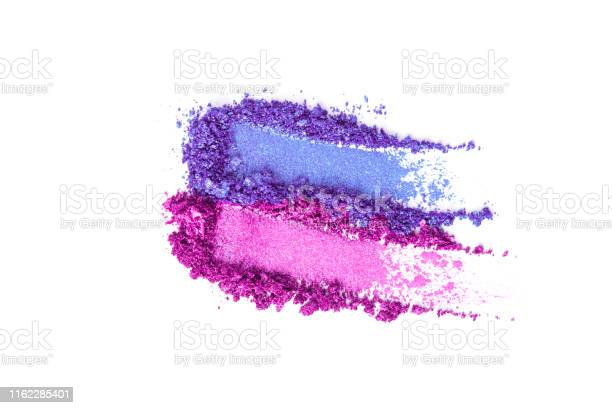 Pink and blue eye shadow set isolated on white picture id1162285401?b=1&k=6&m=1162285401&s=612x612&h=xljwiyih1hu5is5daymgzub8qn0t6xdqftvrr5blmgk=