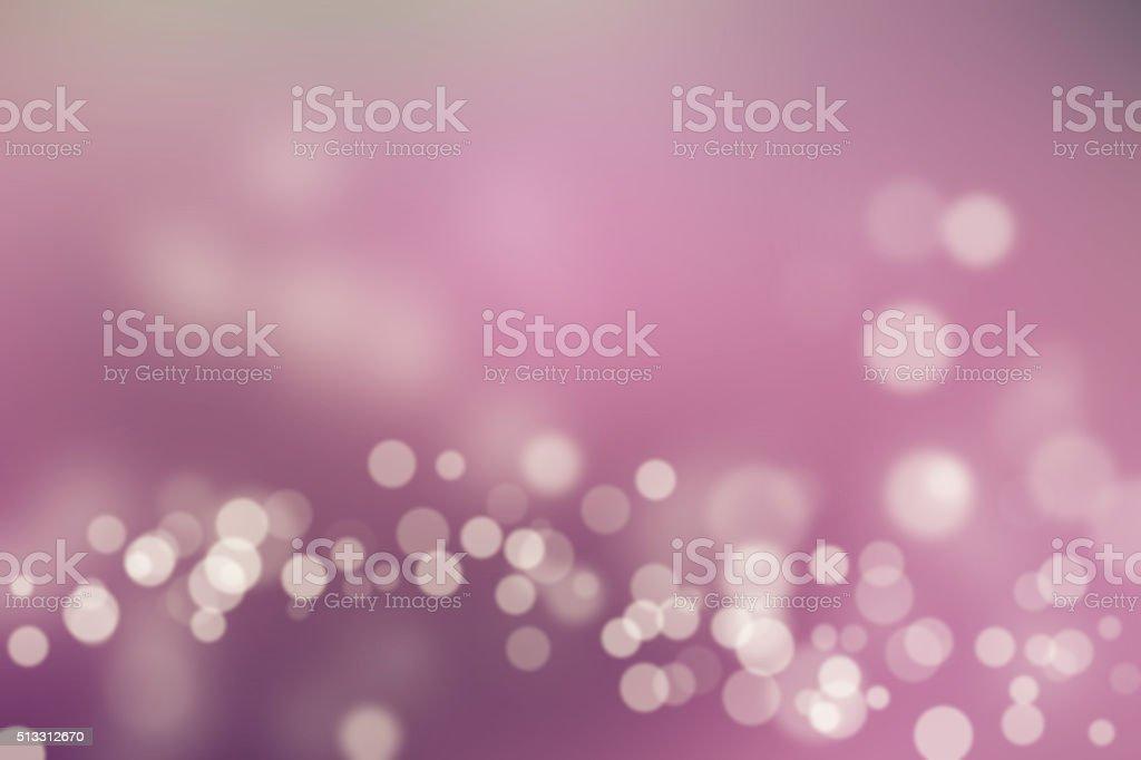 Sfondo Rosa Di Luci Sfocato Fotografie Stock E Altre Immagini Di