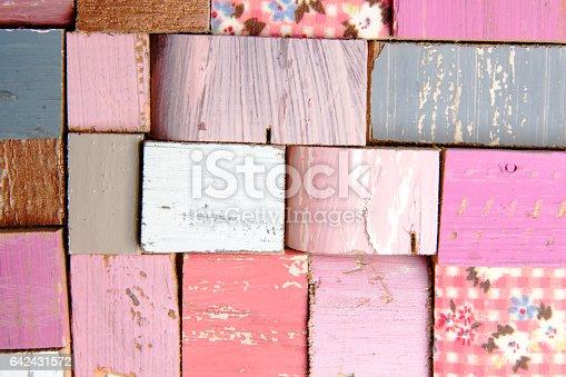 istock Pink Background 642431572