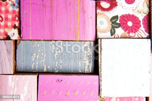 istock Pink Background 696940624
