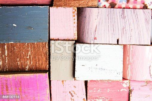 istock Pink Background 848132114