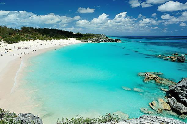 Rosa beach in Bermuda-Inseln – Foto