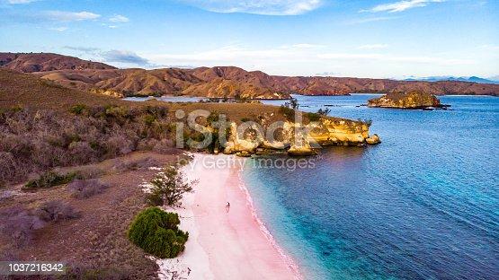 Pink Beach - Komodo National Park, Indonesia