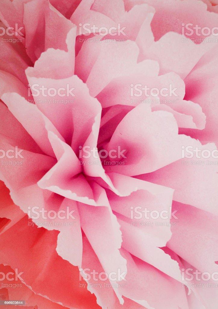 Pink big flower paper stock photo more pictures of abstract istock pink big flower paper royalty free stock photo mightylinksfo
