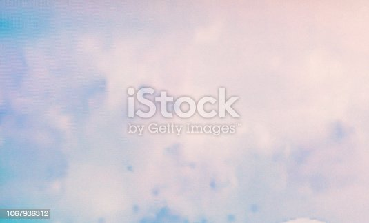 852187968 istock photo Pink Blue Water Color Background 1067936312