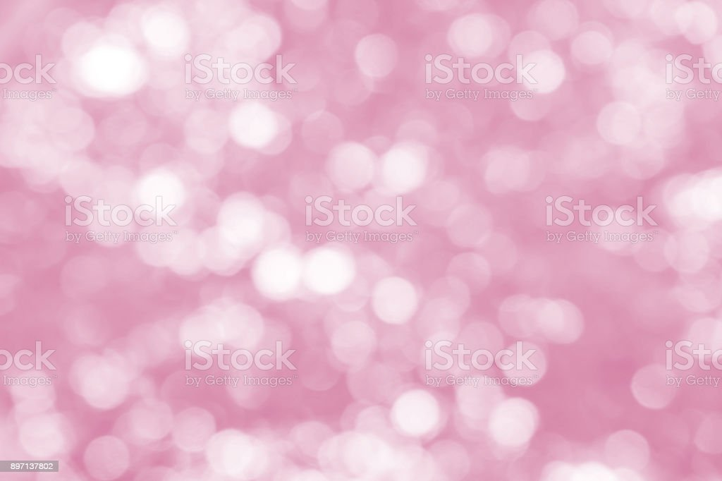 pink bokeh background high resolution empty space concept for banner
