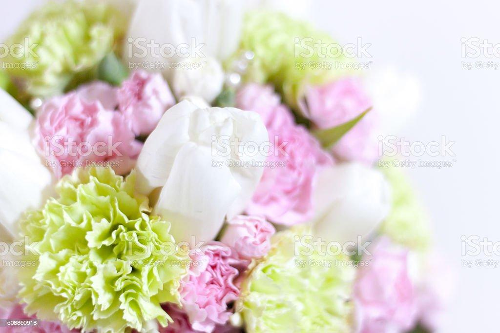 Różowy Bukiet-zdjęć – zdjęcie