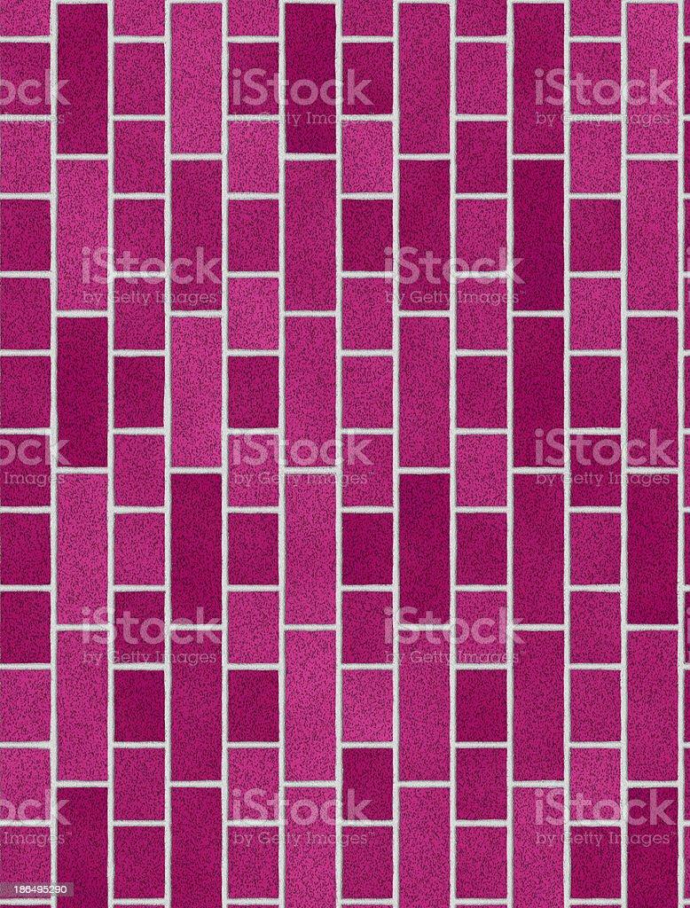 pink brick wall background royalty-free stock photo