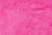 ピンクのカーペットの質感