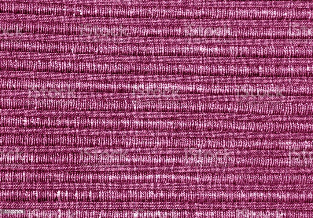 Pink color knitting texture. photo libre de droits