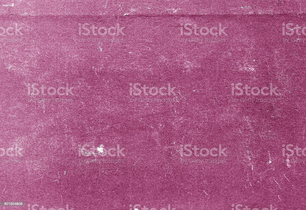 pink color scratched paper texture. foto stock royalty-free