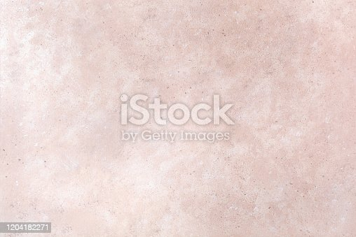 pink concrete wall texture background. cement vintage pattern