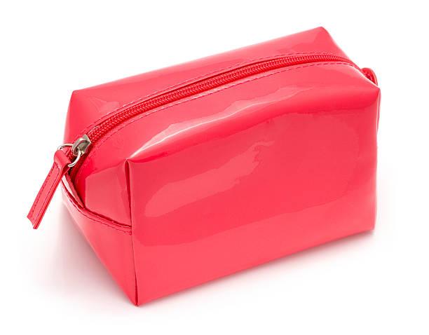 Rosa cosmetici Borsa - foto stock