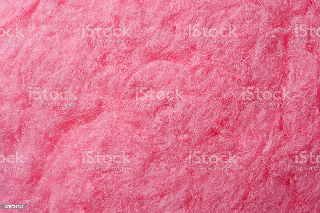 pink cotton candy stock photo