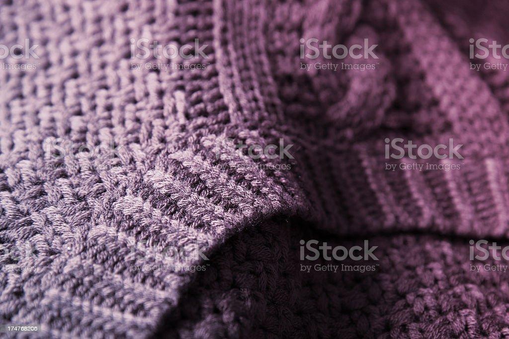 Pink cotton royalty-free stock photo