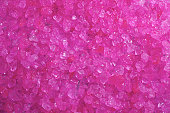 istock Pink Crystal Rock Background 147078172