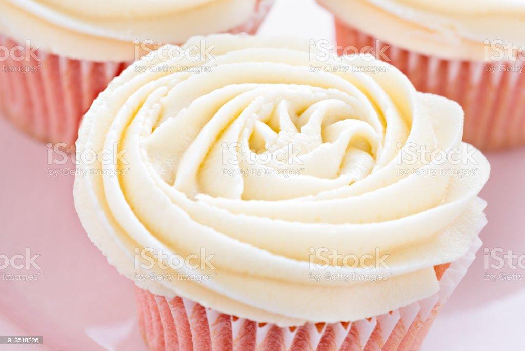 Pink-cupcake – Foto