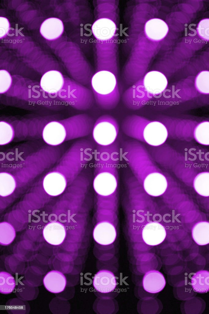 Pink defocused Background lights royalty-free stock photo