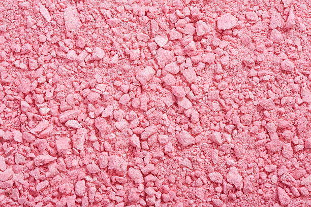 Pink eye shadow powder background Pink eye shadow powder cosmetic texture background blusher make up stock pictures, royalty-free photos & images