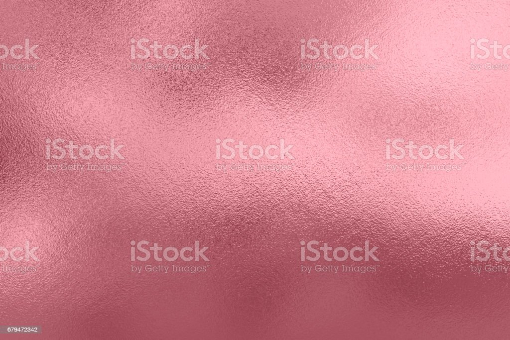 Pink foil  texture background stock photo