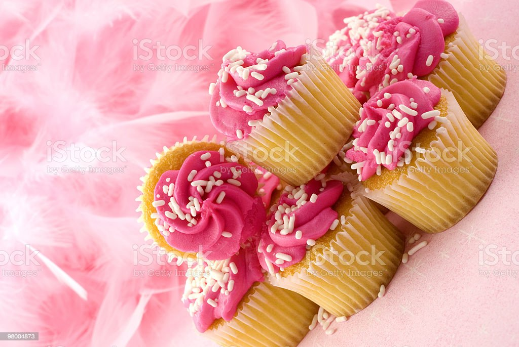 Pink for Breast Cancer Awareness Month royalty-free stock photo