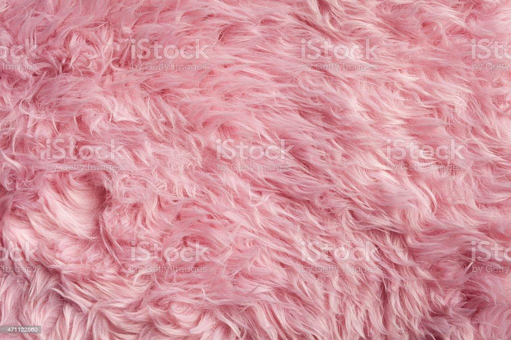 Sfondo Rosa Con Pelliccia Fotografie Stock E Altre Immagini Di