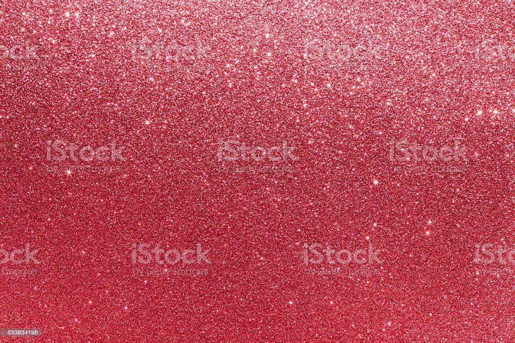 Pink Glittering Background.