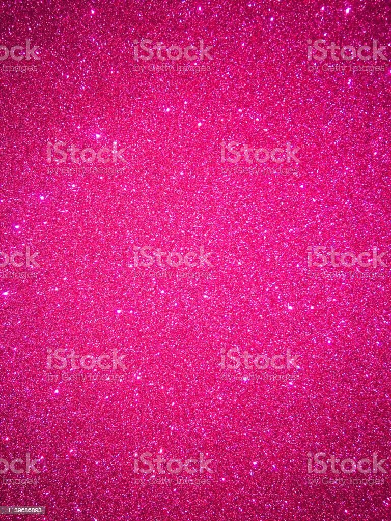 Christmas abstract background-pink glitter sparkling with texture
