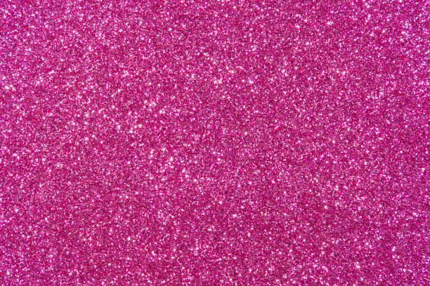 pink glitter texture abstract background - magenta stock pictures, royalty-free photos & images