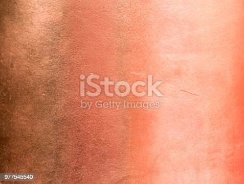 istock pink gold background or texture and gradients shadow. 977545540