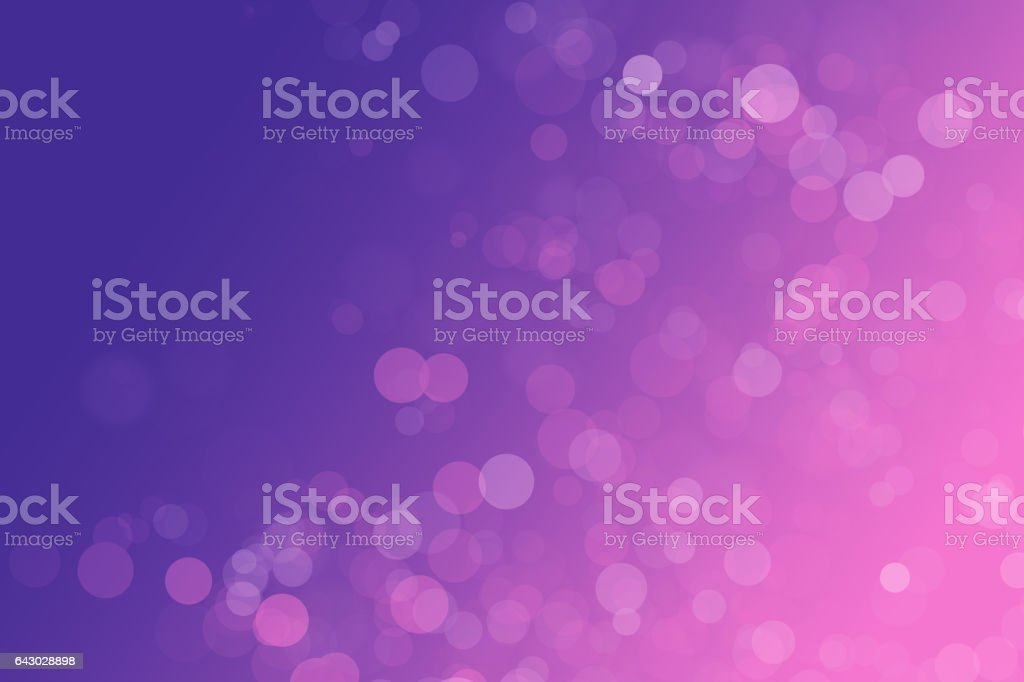 pink gradient bokeh soft ramantic background stock photo