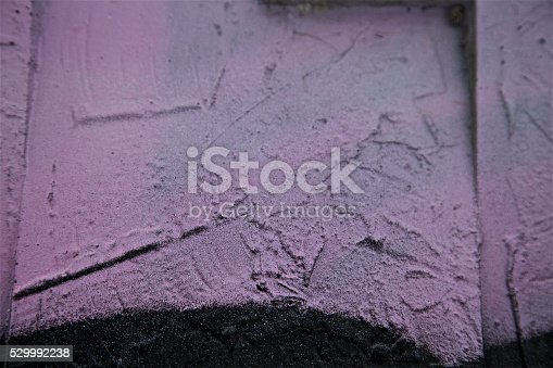 1084390994istockphoto pink graffiti background patterns over urban city concrete wall 529992238
