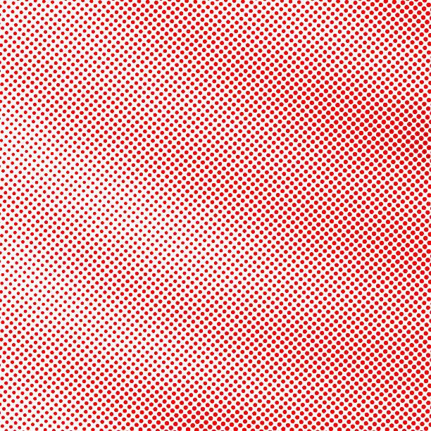 pink halftone background stock photo