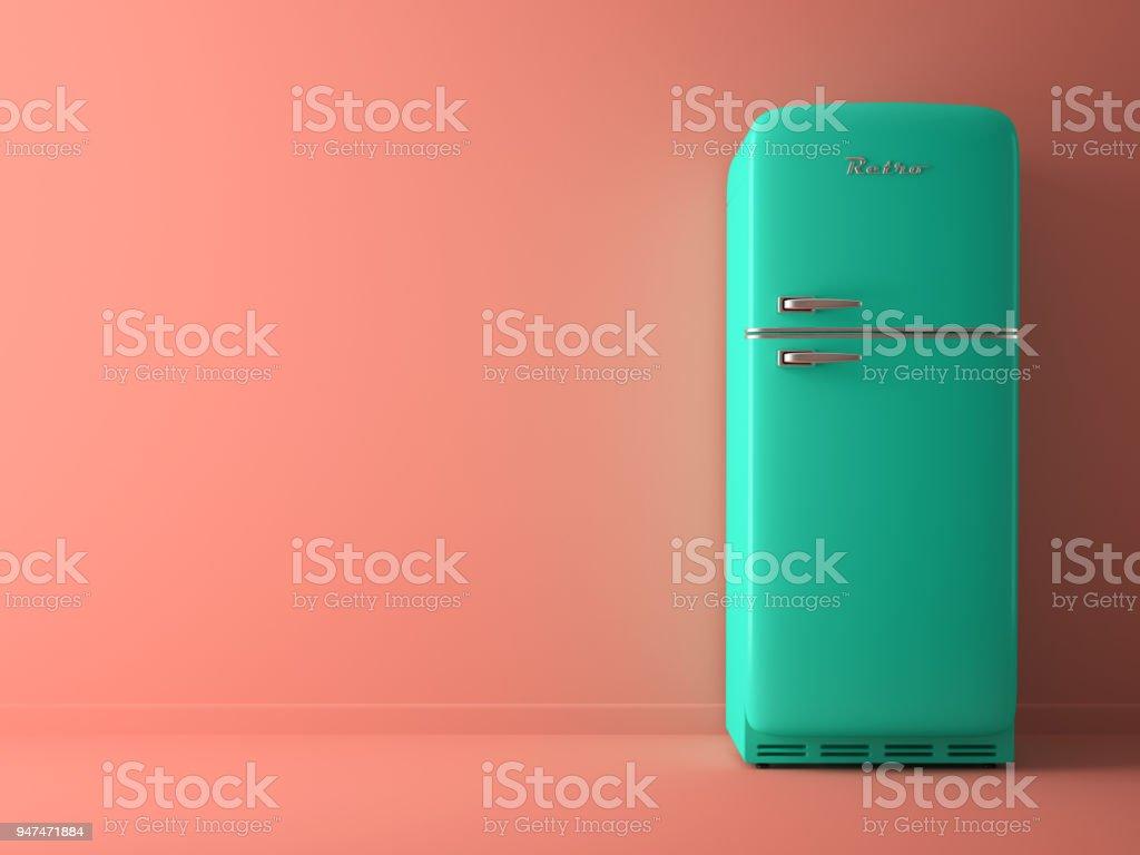Kühlschrank Farbig Retro : Kühlschrank retro bilder und stockfotos istock