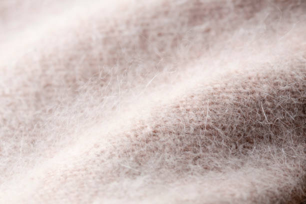 pink knitted angora and wool background. - caxemira imagens e fotografias de stock
