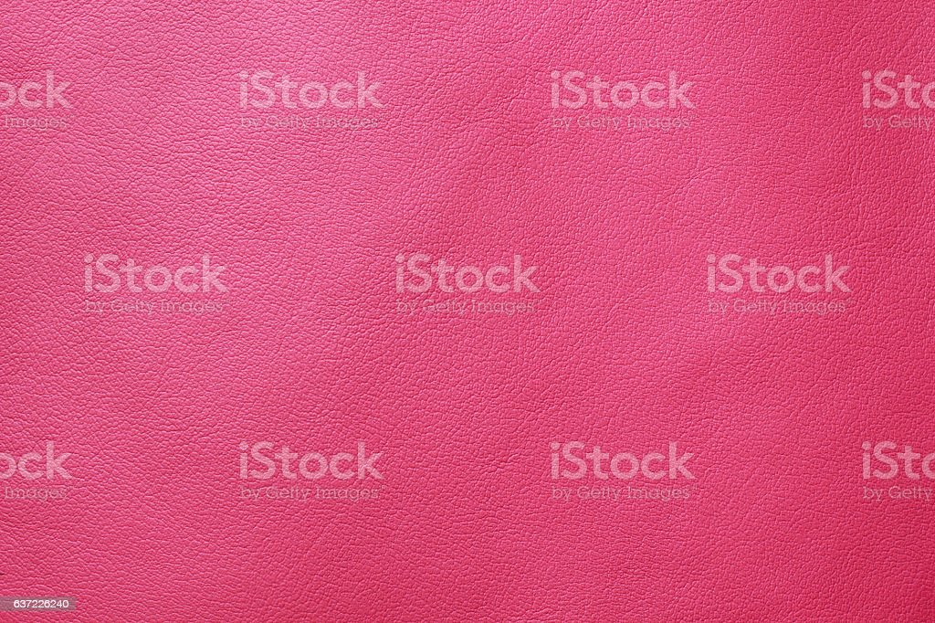 Pink leather background stock photo