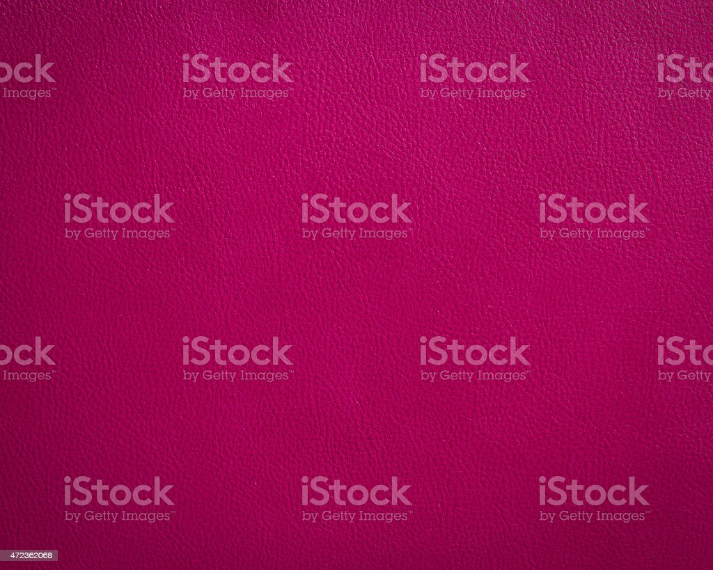 Pink leather texture background stock photo