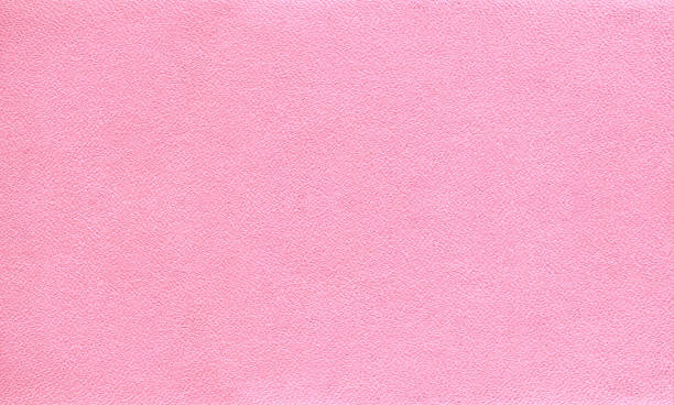 fundo de textura de couro sintético rosa - foto de acervo