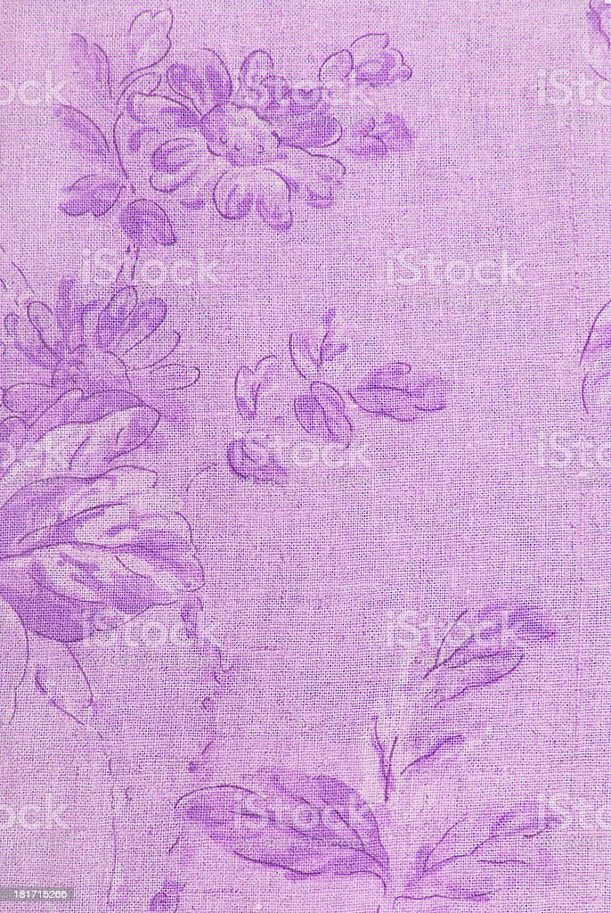 pink linen fabric texture royalty-free stock photo