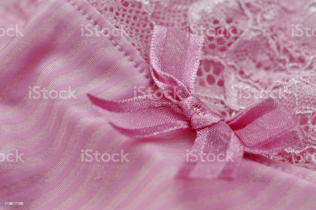 Pink Lingerie royalty-free stock photo