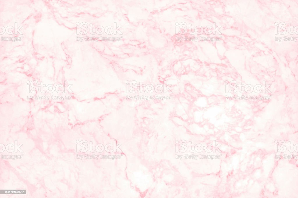 Pink Marble Texture With High Resolution For Background And Design